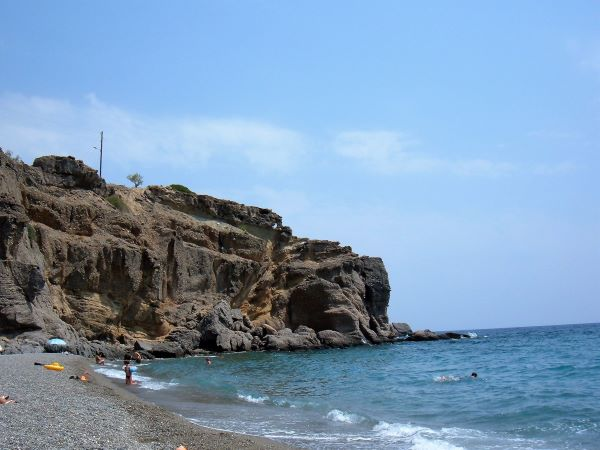 Achlion beach